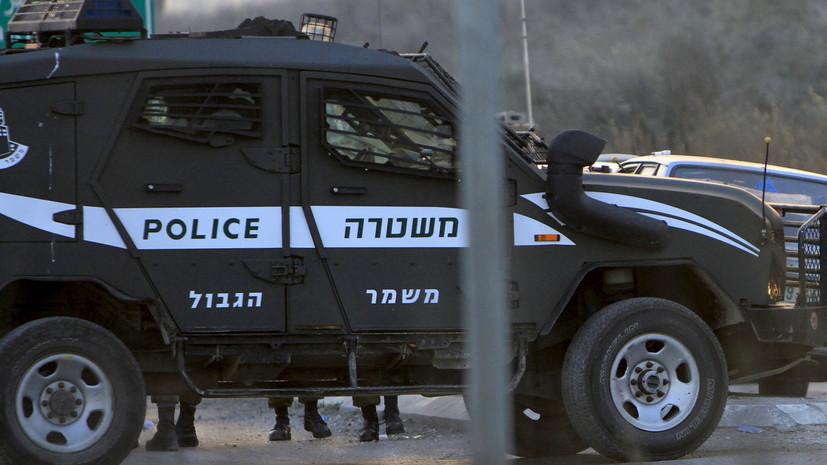 Более 40 человек пострадали в результате ДТП в Израиле