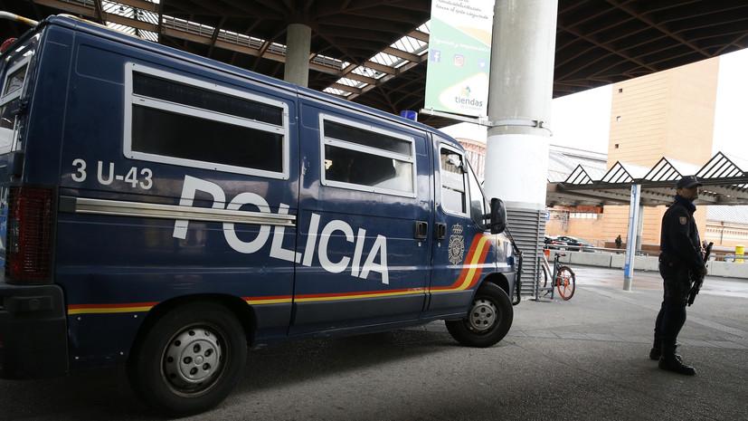В Испании задержали мужчину по подозрению в убийстве русской девушки
