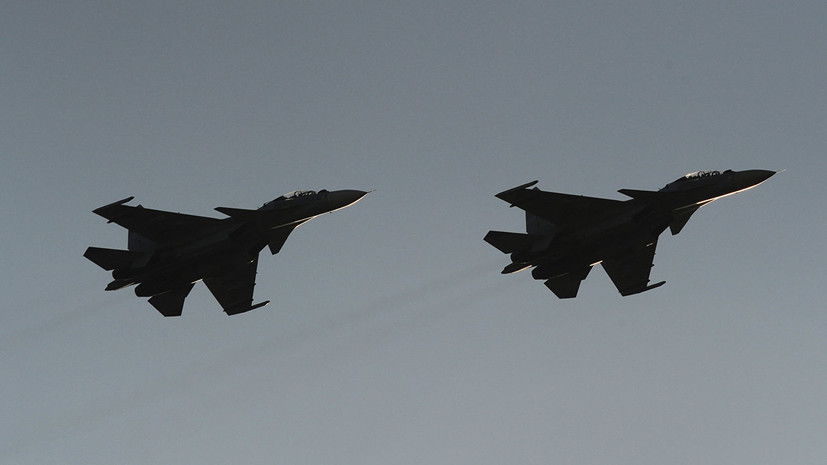 В «Русских витязях» опровергли данные о новой фигуре высшего пилотажа