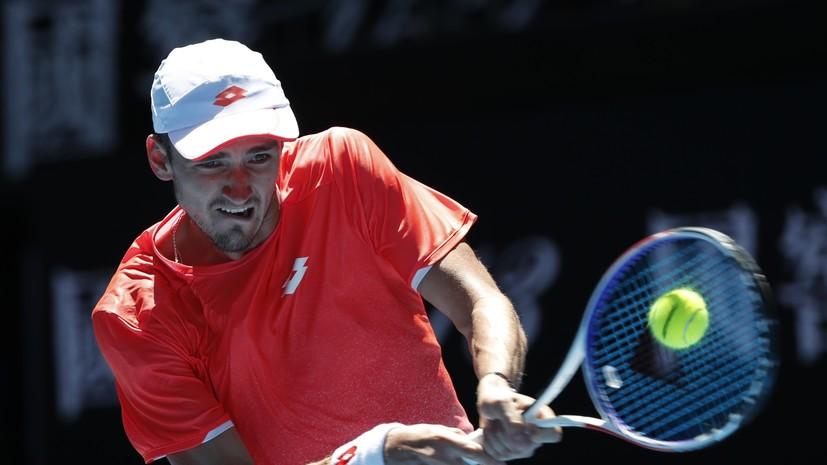 Медведев стал победителем турнира ATP в Софии, обыграв Фучовича