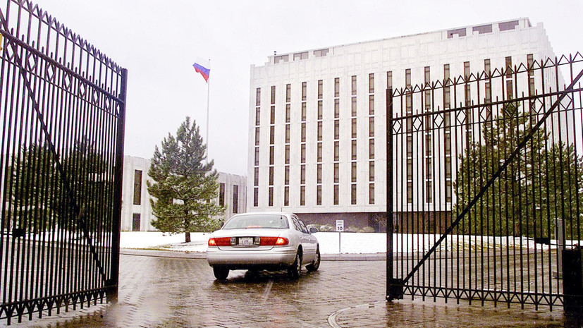 «Мы должны работать сообща»: посол РФ в США Антонов о ДРСМД, американских санкциях и перспективах сотрудничества