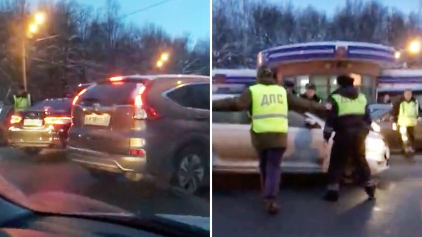 «Пронёсся как вихрь»: владимирский суд арестовал водителя, которого полицейские останавливали с помощью живого щита