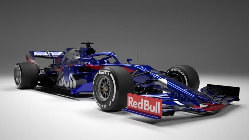 Toro Rosso представила новый болид
