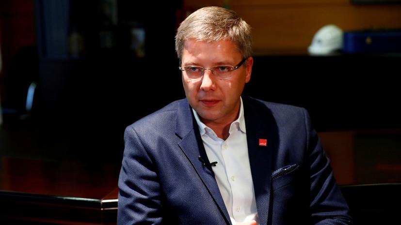 Оппозиция не смогла добиться отставки мэра Риги Ушакова