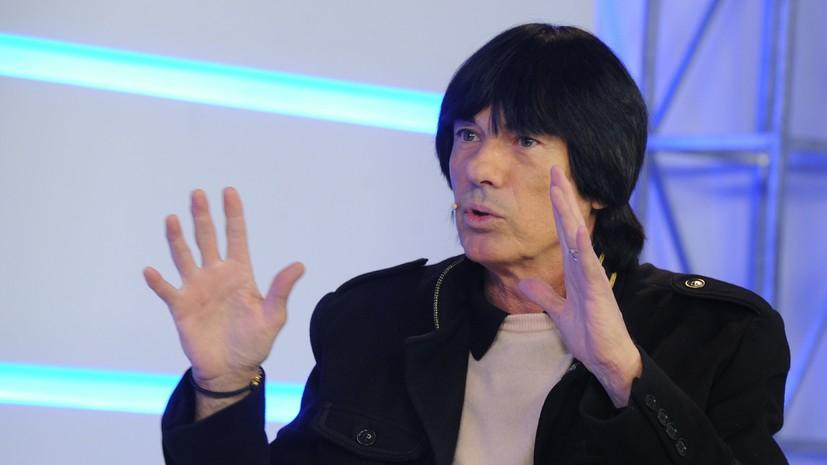 Лидер группы Space Дидье Маруани рассказал о предстоящем концерте в Москве