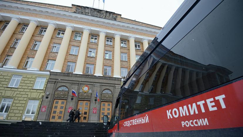 СК возбудил дело из за ЧП с трапом самолёта в аэропорту Барнаула