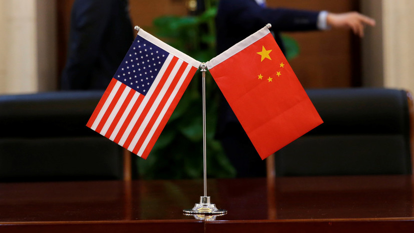 В МИД КНР опровергли обвинения США в военной угрозе в космосе
