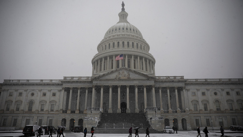 Эксперт прокомментировал соглашение конгрессменов США, чтобы избежать шатдауна