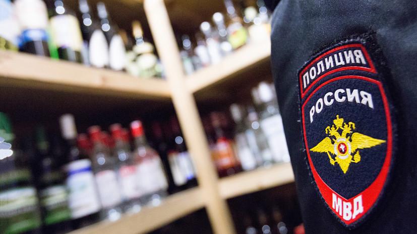 В МВД отметили снижение числа штрафов за распитие алкоголя в неположенных местах