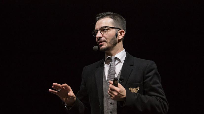 «Греф знает меня как управленца и специалиста по методологии мышления»: Курпатов рассказал о работе в Сбербанке