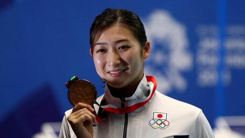 У 18-летней японской пловчихи диагностировали лейкемию