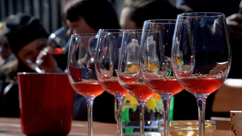 В «Роскачестве» рассказали о лучших розовых винах