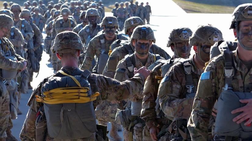 США намерены расширить военное присутствие в Польше