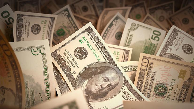 Рекордный заём: государственный долг США впервые достиг $22 трлн