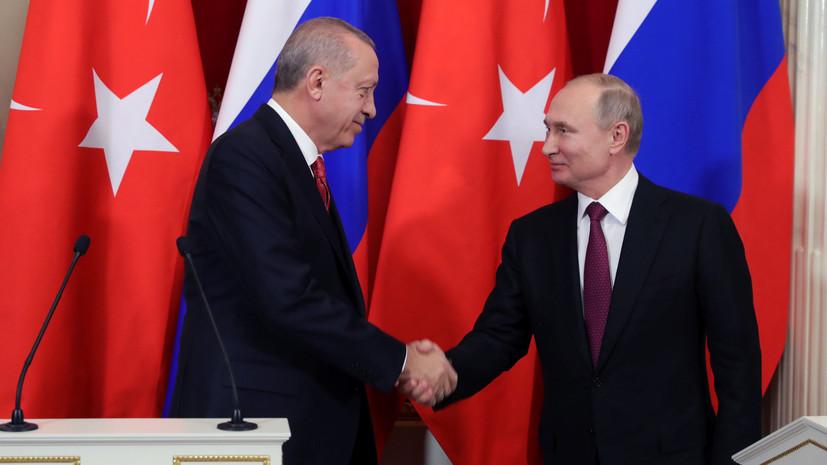 Лавров: Идлиб будет одной из основных тем на встрече Путина и Эрдогана