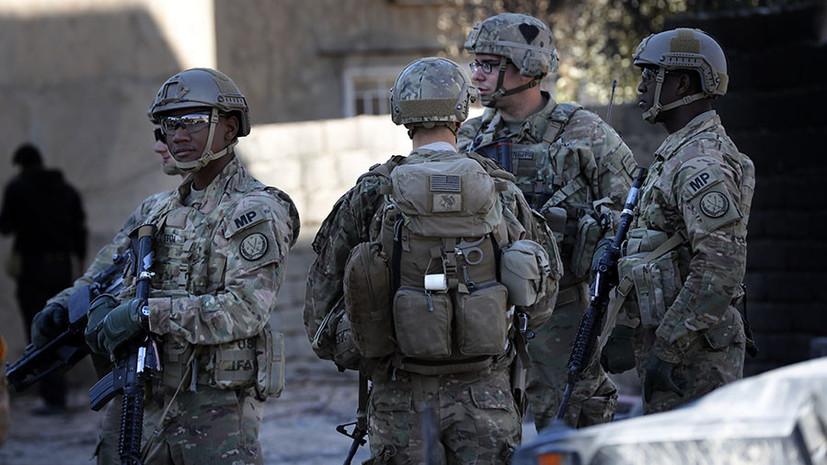 «Отнюдь не фантастический вариант»: сможет ли Ирак добиться вывода американских войск из страны