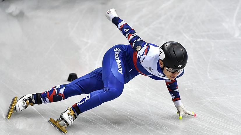 «Моя страна — Россия»: шорт-трекист Виктор Ан возобновит карьеру, чтобы принять участие в Олимпиаде 2022 года