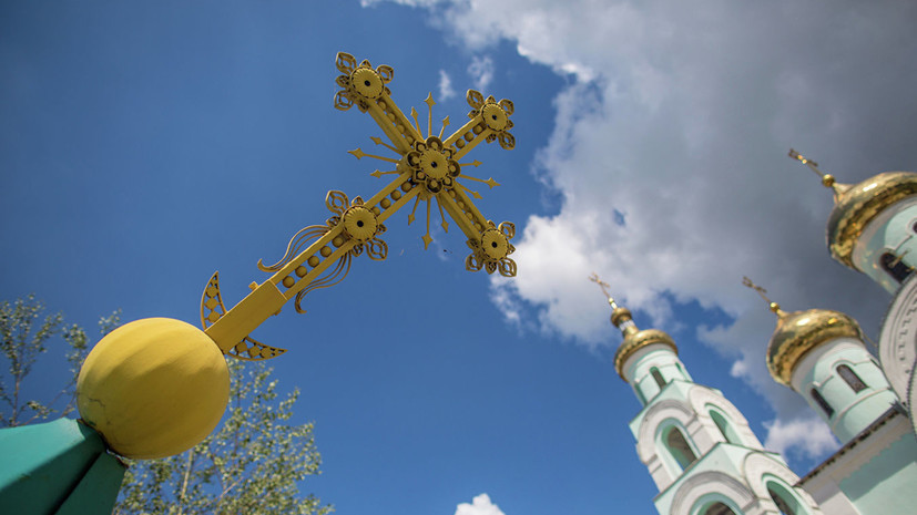 В УПЦ сообщили о захвате раскольниками храма в Волынской области