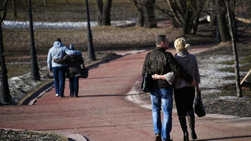 Синоптики рассказали, когда в Москве наступит весна