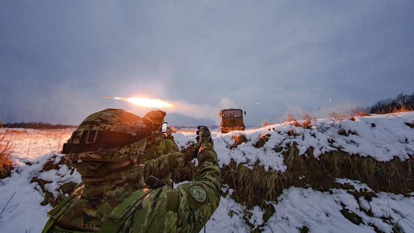 Вооружить союзника: США до 2023 года поставят Польше 20 реактивных систем залпового огня HIMARS