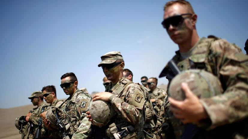 В США заявили о проблемах в подготовке армии к возможным «операциям» против России и КНР