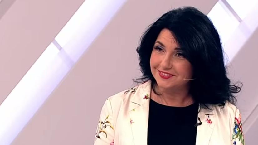 Украинскую журналистку выгнали из студии передачи на «России 1»