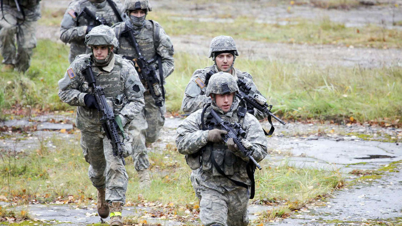 Пенс: обсуждение расширения военного присутствия США в Польше не завершено