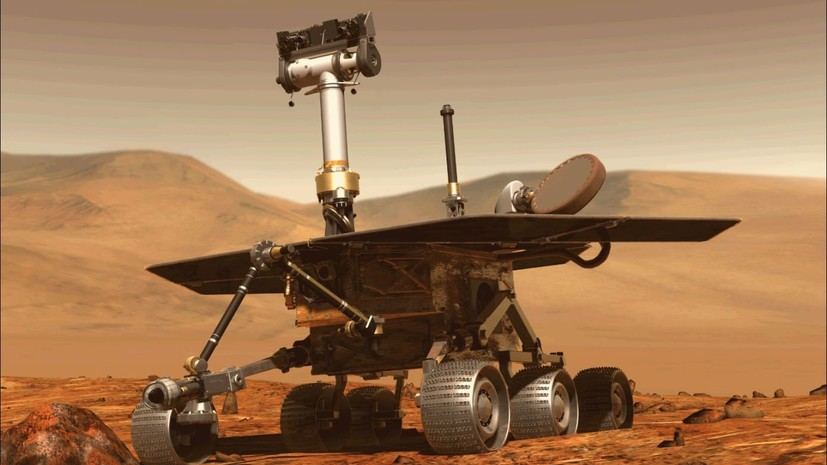 NASA completes Mars mission in Opportunities