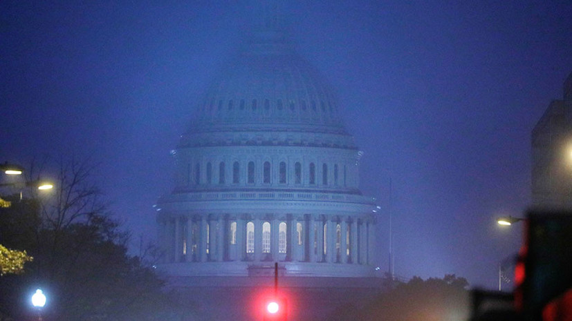Эксперт оценил внесённый сенаторами США проект о санкциях против России