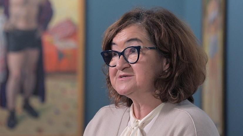 Директор Третьяковки рассказала о третьем рубеже защиты экспонатов