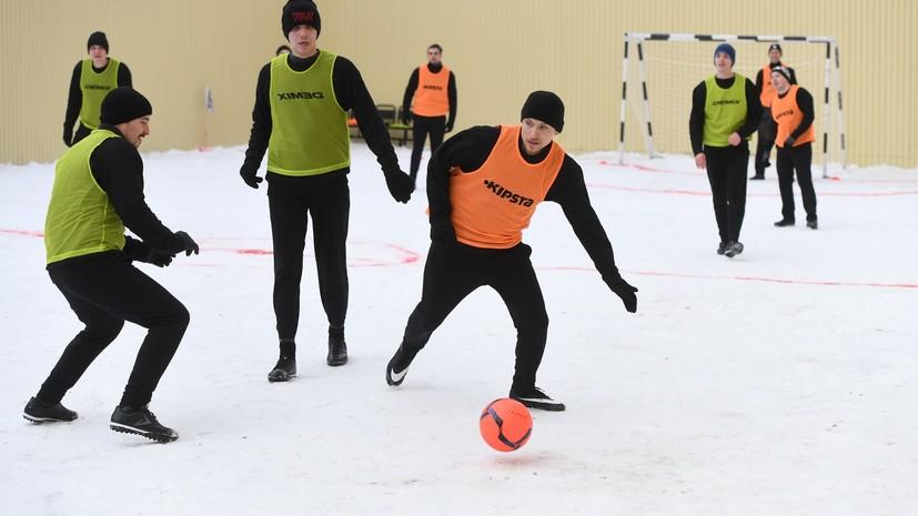 Мамаев забил семь мячей в футбольном матче в СИЗО «Бутырка»