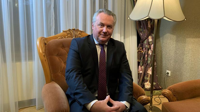 Лукашевич призвал Западповлиятьна Киев для деэскалации конфликта на Украине