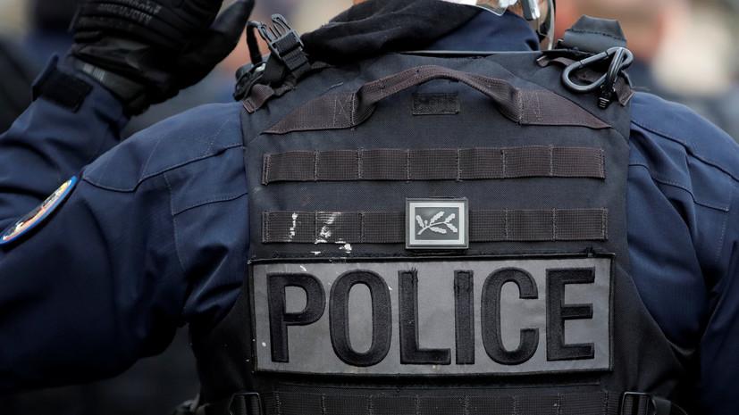 Неизвестный совершил нападение с применением кислоты в метро Парижа