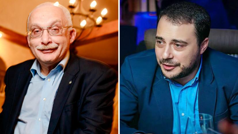 «На неопределённый срок»: Друзь и Бер отстранены от работы над «Что? Где? Когда?» и «Кто хочет стать миллионером?»