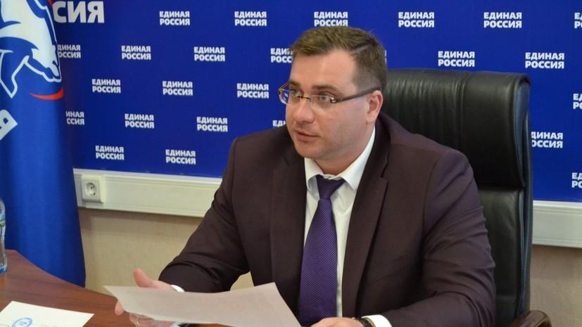 Неизвестный напал на мэра города Иваново