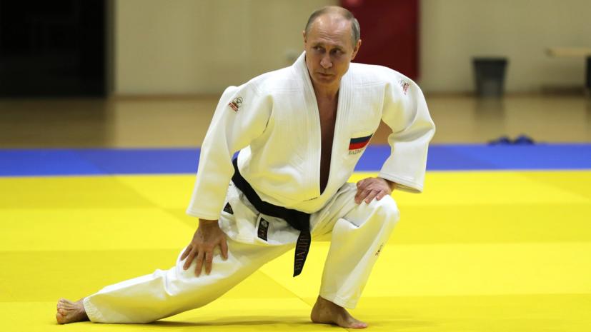 Песков рассказал о полученной Путиным на тренировке травме