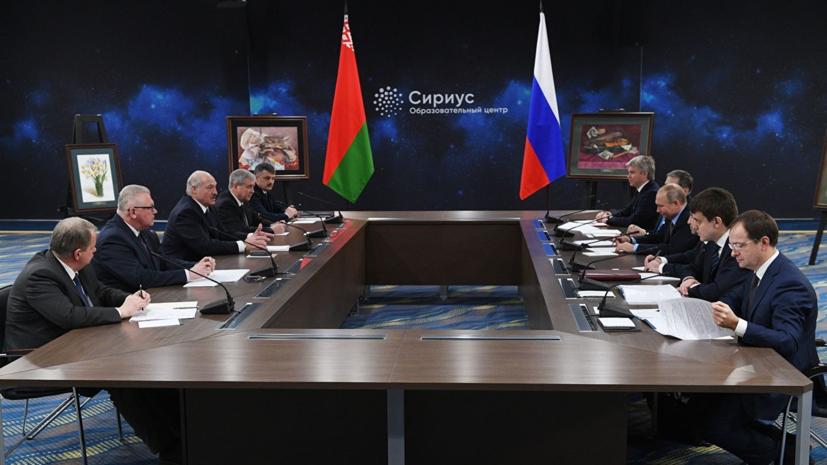 Визит Лукашенко в Мюнхен отменён в последний момент из-за переговоров с Путиным