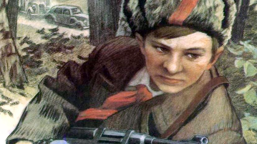 «Героическая и трагическая история»: как советские пионеры боролись с фашистами на фронтах Великой Отечественной войны