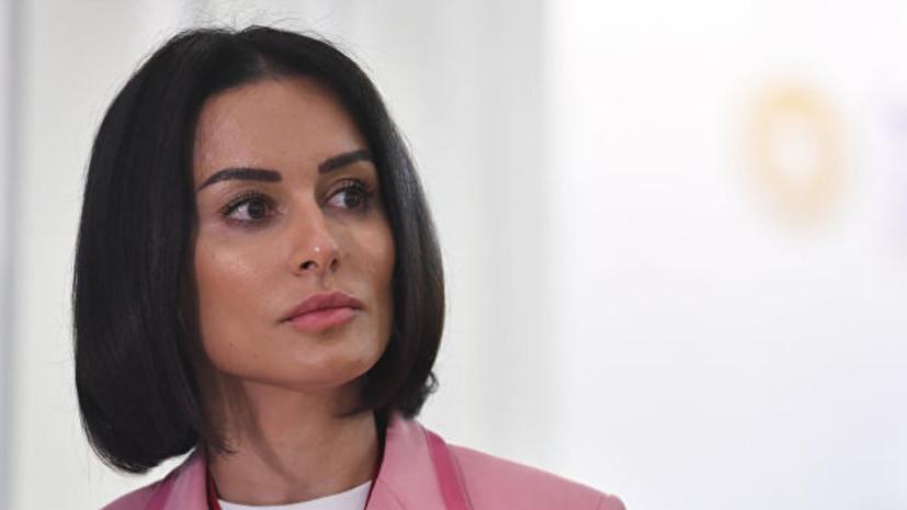 Канделаки прокомментировала слухи о своём уходе с «Матч ТВ»