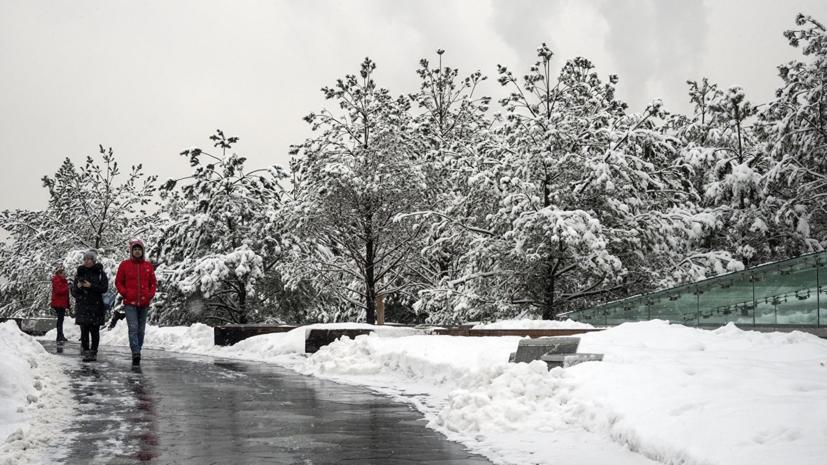 Синоптики предупредили о похолодании на следующей неделе