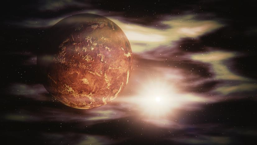 Жители Москвы смогут наблюдать сближение Венеры и Сатурна 18 февраля