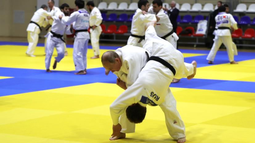 Путин назвал свою травму на тренировке незначительной