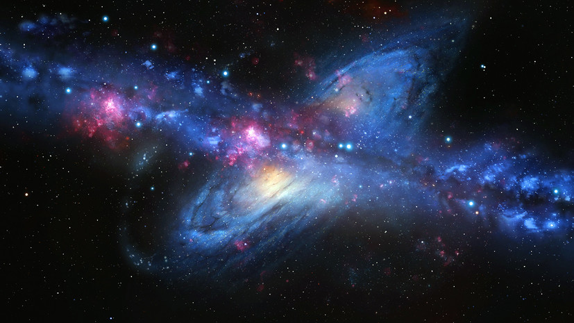 Скрытая материя: астрономы нашли «потерявшуюся» часть Вселенной
