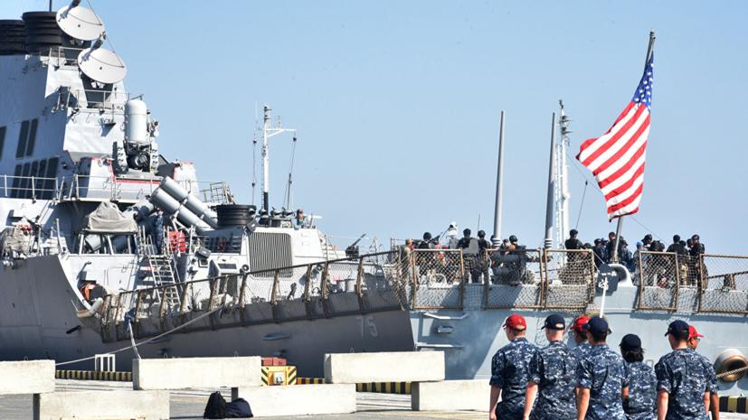 Совместные учения Украины и США в Чёрном море пройдут с 1 по 12 июля