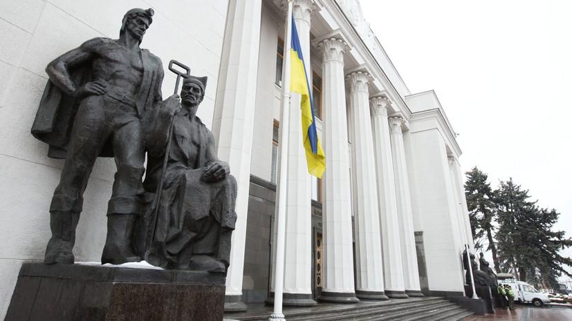 «Останутся без кредиторов и объявят дефолт»: как кандидаты в президенты Украины повышают законотворческую активность