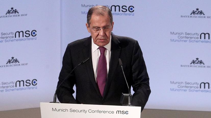 Лавров назвал расширение НАТО и кризис в ПАСЕ звеньями одной цепи