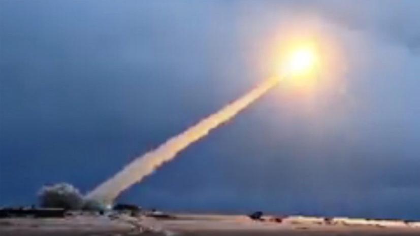 СМИ узнали об успешном испытании энергоустановки ракеты «Буревестник»