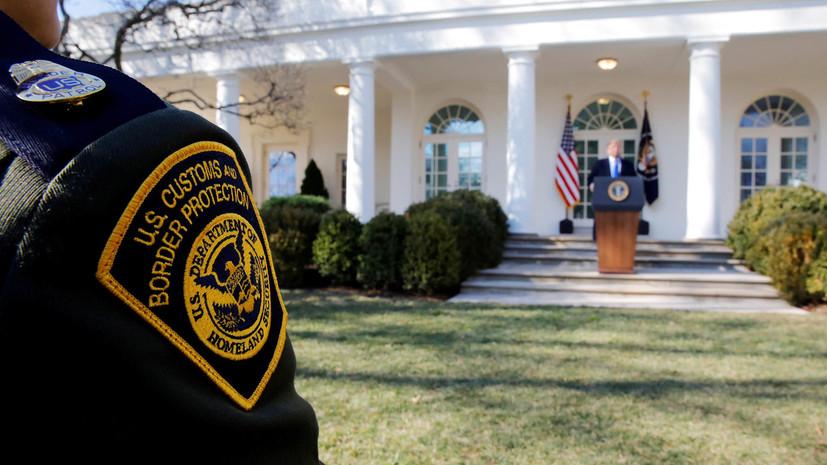 «Дональд Трамп, встретимся в суде»: смогут ли демократы оспорить введение режима ЧП в США
