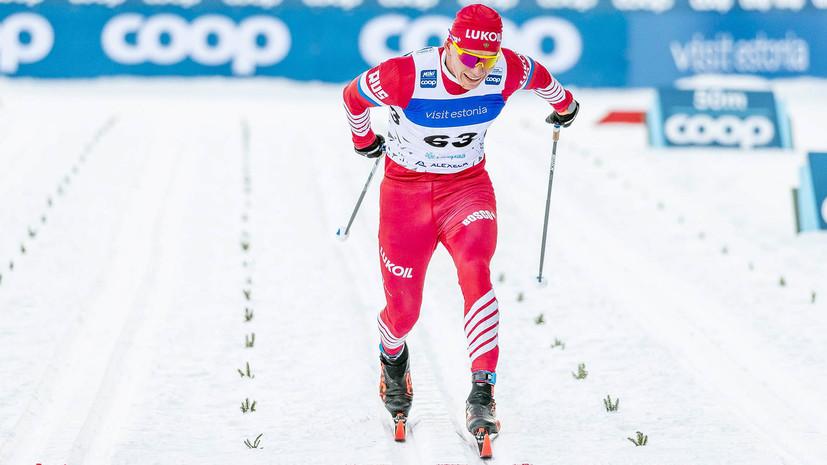 Победа Большунова, двойной успех в скелетоне, золото во фристайле: как выступали россияне в зимних видах спорта