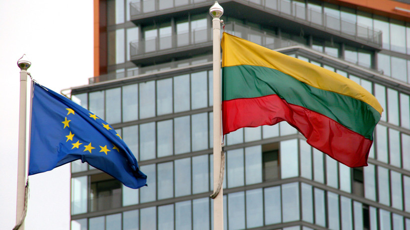 Литва призвала ЕС усилить борьбу с «российской пропагандой»
